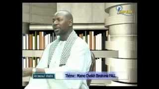 EMISSION KHIDMATOUL KHADIM SPECIALE MAME CHEIKH IBRA FALL SUR LAMP FALL TV