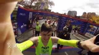 My 2013 ING NYC Marathon