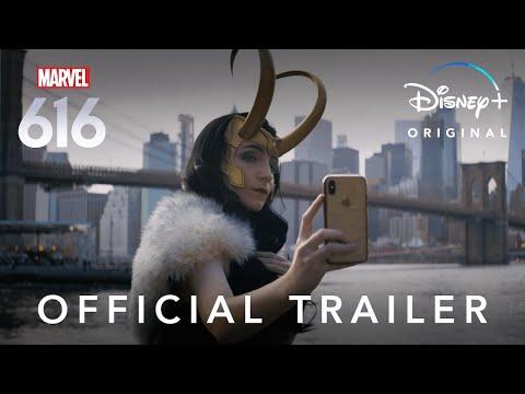 Marvel's 616 (2020) | Official Trailer Review | Disney+