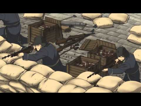 Fullmetal Achemist the Conqueror of Shambala [Trailer]