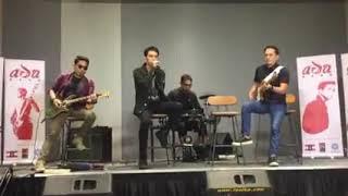 Mantaaappp Single Terbaru Ada Band Tak Lagi Cinta Live