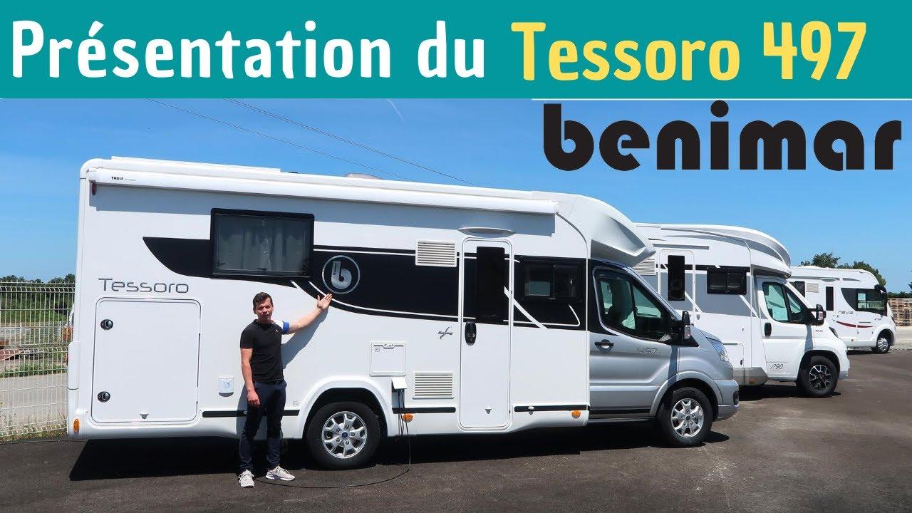Download Présentation du TESSORO 497 Benimar modèle 2020 *Instant Camping-Car*