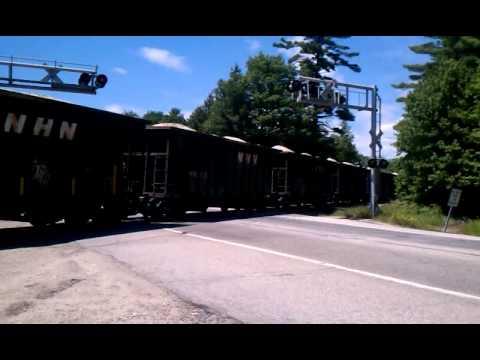 New Hampshire Northcoast NHN GP38
