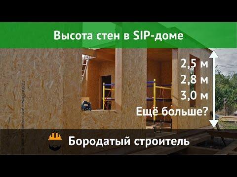 высота потолков в новостройках москвы