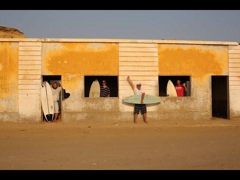 Surfing, Fishing and Exploring Angola!