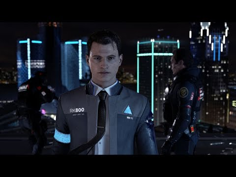 DETROIT BECOME HUMAN Gameplay Walkthrough - Part 1- FULL TRAILER DEMO (Detroit Become Human)