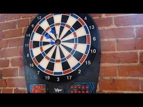 Viper 777 | Game Play Demo | Talking Dartboard
