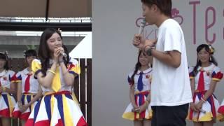 説明 Riona Hamamatsu (徳島県代表) 芸人さんとのかけあいが、とっても...