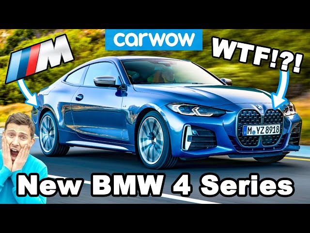 New BMW 4 Series & M440i - EXCLUSIVE ACCESS in-depth tour!