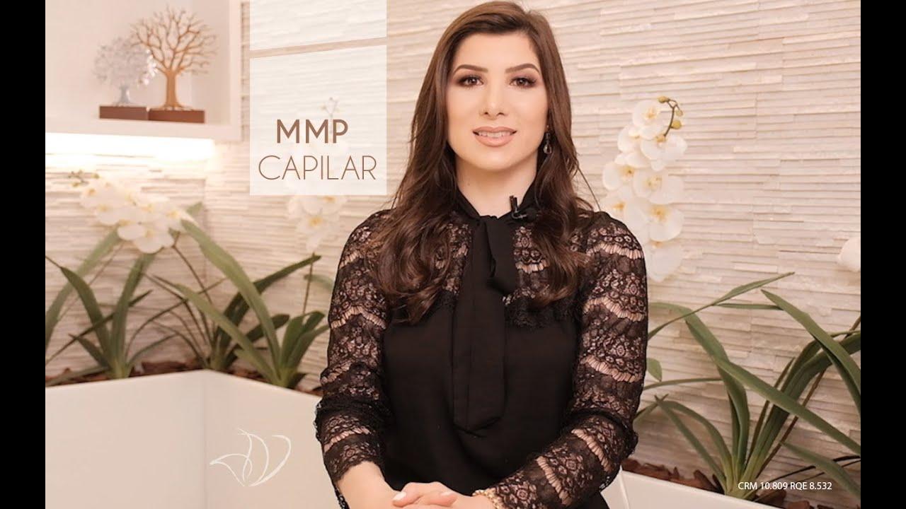 MMP Capilar para queda de cabelo