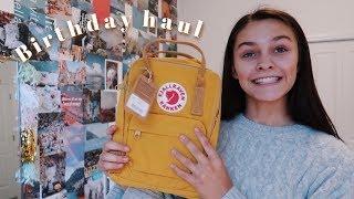 What I got for my 15th birthday haul | Emma Marie