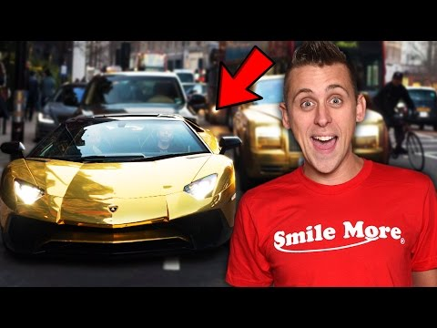 Thumbnail: Top 10 MOST EXPENSIVE THINGS Youtubers Bought Their Parents! (Roman Atwood, SSSniperwolf, & More)