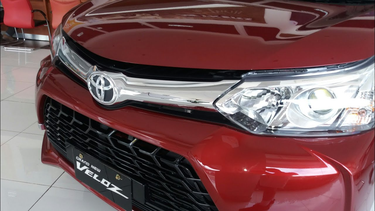Uji Tabrak Grand New Avanza All Corolla Altis Vs Civic In Depth Tour Toyota Veloz 1 5 Mt Sudah Bukan Lagi