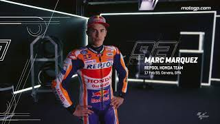 The rush, the speed, the will to win: This is Marc Marquez