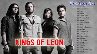 King Of Leon Best Of 2018 - King Of Leon Greatest Hits Collection