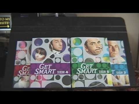 DVD Review - Get Smart Complete Series Boxed Set