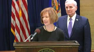 Tina Smith appointed to U.S. Senate