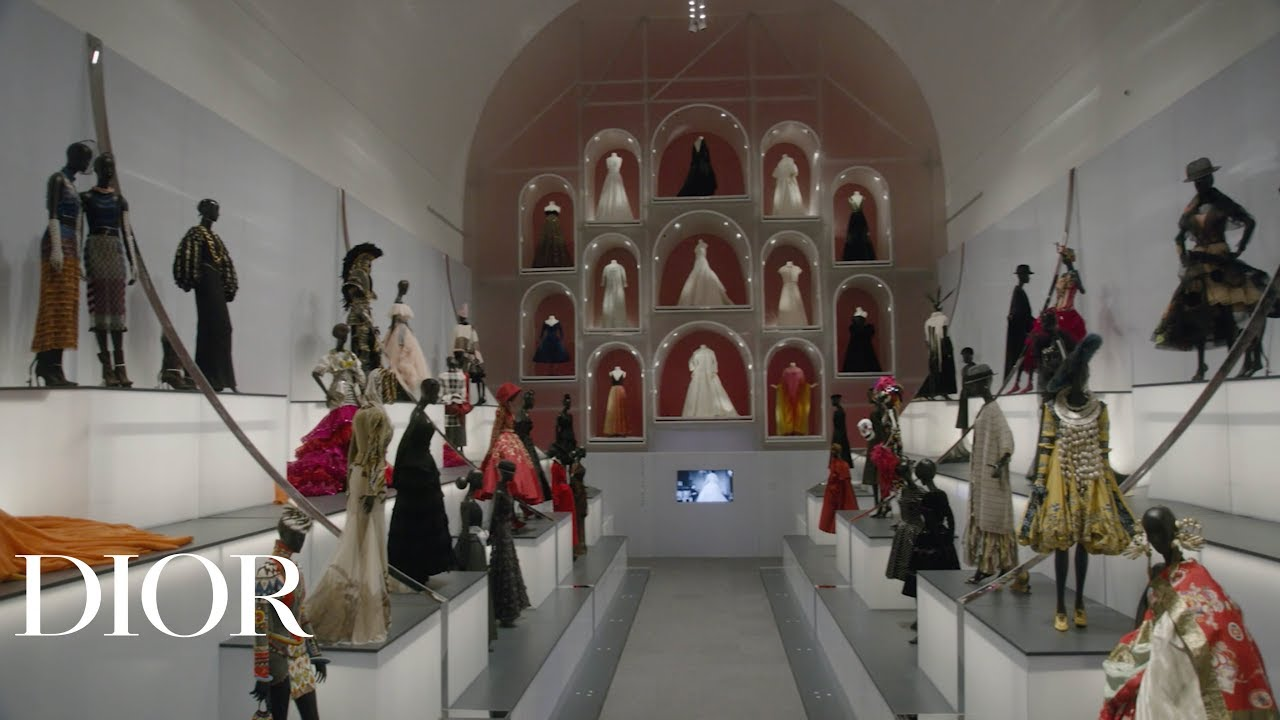 Peek inside the 'Dior From Paris to the World' exhibition at the Dallas Museum of Art