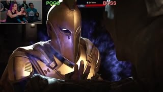 INJUSTICE 2 NEW AQUAMAN, DR. FATE AND HARLEY QUINN GAMEPLAY