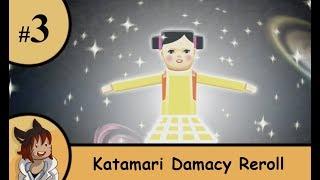 Katamari Damacy Reroll part 3 - Assimilate the humans!