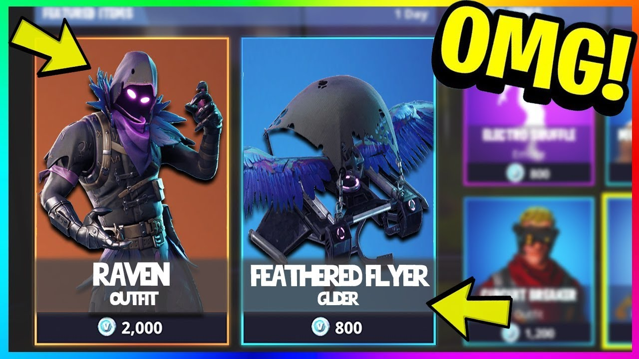Raven Skin Is Coming To Fortnite Today Fortnite Battle Royale