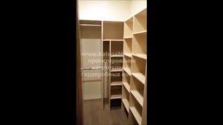 Встроенная гардеробная, размеры комнаты 207 см. х 180 см.(, 2015-08-26T22:09:33.000Z)