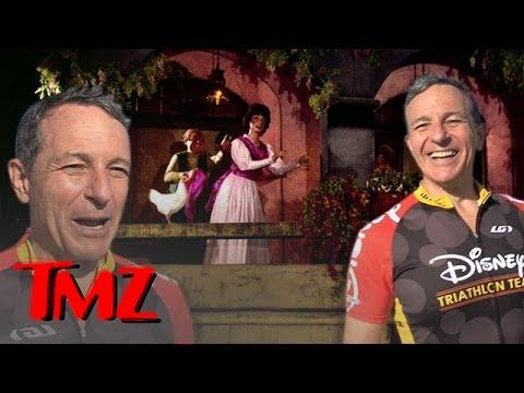 Disney's Bob Iger Pick His Favorite Ride | TMZ