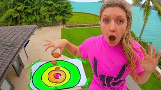 LAST ONE to CRACK MOST LIKED EGG wins 45FT DROP TEST!! (Mystery Box Treasure Chest Challenge)