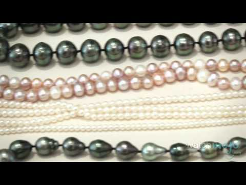 How to Grade and Value Pearls: The 5 S's