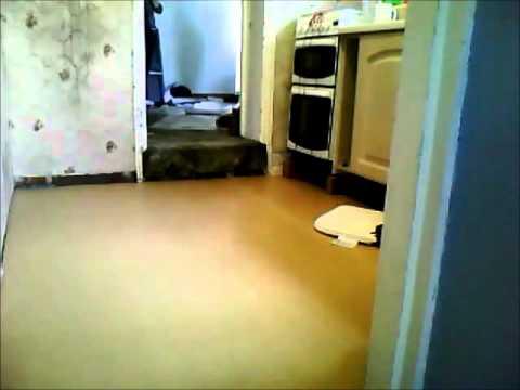 kitchen vinyl flooring white wooden chairs youtube