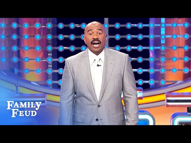 Ladies, here's where you need to go to land a man! | Family Feud