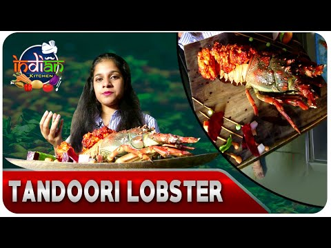 Lobster Tandoori Recipe   Ocean's Basket Restaurant Seafood Special Recipes   ABN Indian Kitchen