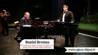 Opéra de Dijon - le Ring, Wagner // 2013 - bande-annonce