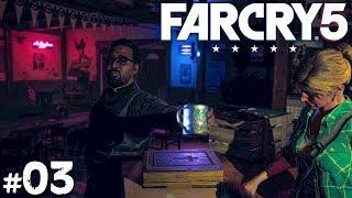 FAR CRY 5 #03 - ODBIJAMY FALL'S END! | PC 2k60fps | Vertez | Zagrajmy w FarCry5