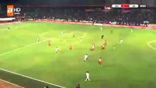 Diyarbakır BŞb 1 - 4 Galatasaray Türkiye Kupası Maç Özeti  23.12.2014