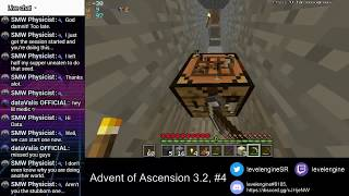 MINECRAFT Livestreams ~ Advent of Ascension 3.2 Hardcore (#4)