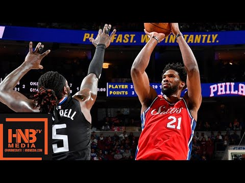 Philadelphia Sixers vs LA Clippers Full Game Highlights | 11.01.2018, NBA Season