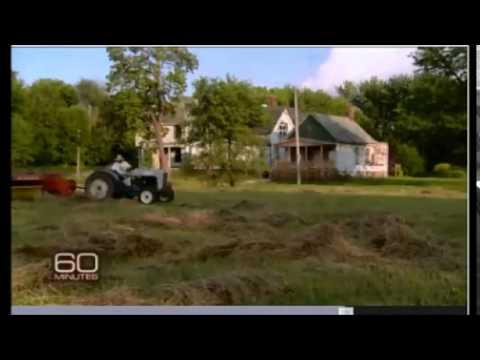 60Minutes-Detroit Farming