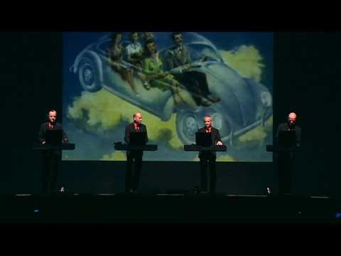 Kraftwerk - Autobahn (live) [HD]