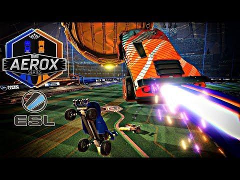 Турнир ESL AeroXPro | Round 1 | Неожиданное начало | Rocket League thumbnail
