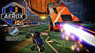 Турнир ESL AeroXPro | Round 1 | Неожиданное начало | Rocket League