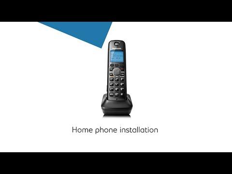 Home Phone Installation