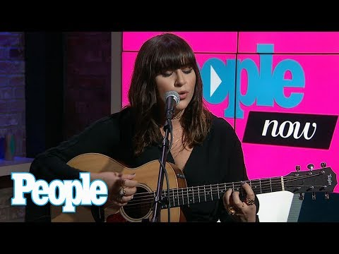 Emily Warren Performs Beautiful Acoustic Version Of New Single 'Hurt By You' | People NOW | People