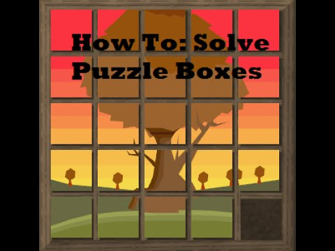 OSRS Guide How To: Solve Puzzle Boxes