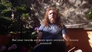 HEMA in ITALIA -The Sword of Duellatorum