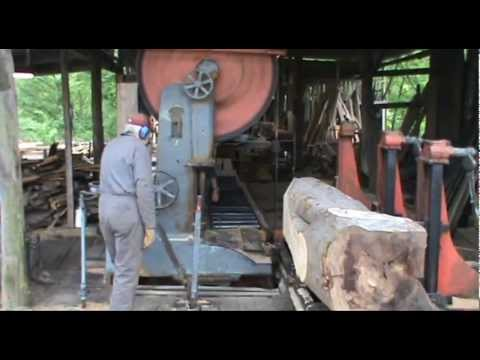 McConnel Wood Products,Cairnmill Sawmill,Part 1