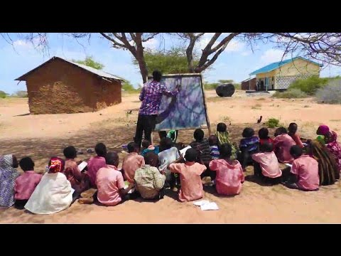Climate Change in Education - Tana River County