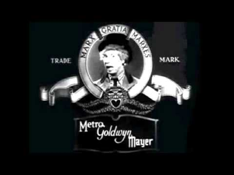 Metro Goldwyn Mayer - The Marx Brothers (Jackie, 1935,A Night At The Opera)