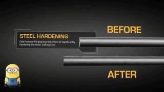 Video pembuatan laras senapan angin   how its made barrel download MP3, 3GP, MP4, WEBM, AVI, FLV Oktober 2018