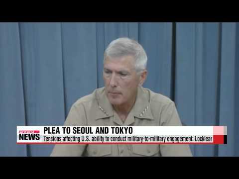 Escalating North Korean provocations call for military cooperation between Korea, Japan, U.S.